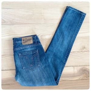 "VIGOSS ""THE BROOKLYN SKINNY"" JEANS"